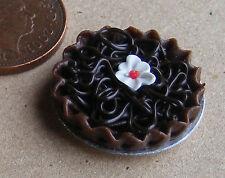 1:12 Scale Chocolate Surprise 2.2cm Tumdee Dolls House Kitchen Food Dessert D33