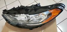 Headlamp Ford Fusion 2017-18 Left side OEM Xenon