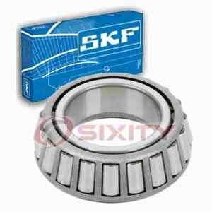 SKF Rear Axle Differential Bearing for 1975-1978 Mercury Bobcat Driveline ud