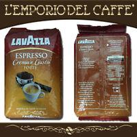 Caffè Lavazza 1 kg Grani Chicchi Beans Miscela Crema e Gusto Forte