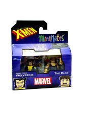 Marvel Minimates Strike Force Wolverine & Blob Series 60 X-Men New In Box MIB