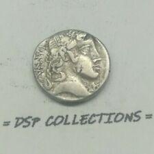 DENIER VIBIA - Caius Vibius Pansa 90 A.c = Réf: 258/M01