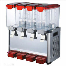 Commercial 9l4tank Frozen Hot Cold Drink Beverage Milk Juice Dispenser Machine