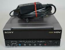 Sony HVR-M15J  HDV/DVCAM/DV VTR, 1080i rec, 1080i/720p pback NTSC/PAL Switchable