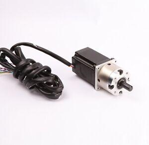 1PC Nema23 Stepper Motor Gearbox  4.25:1 Ratio 4A 9.35N.m Engraving CNC