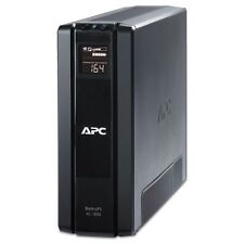 APC APW BX1500G Back-UPS XS Backup System, 1500VA, 10 Outlets *BAD BATTERIES*
