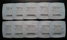 Chanel Hydra Beauty Micro Serum  x 10 samples sachets