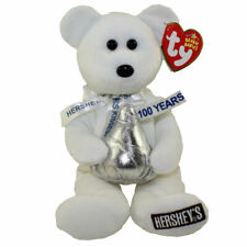 TY Beanie Baby - HUGSY the Hershey Bear (Walgreen's Excl) (8.5 inch) - MWMTs