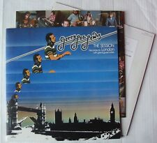 JERRY LEE LEWIS (2LP 33T) THE SESSION RECORDED IN LONDON
