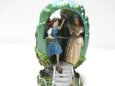 1999 Franklin Mint Wizard Of Oz Click Your Heels Collectible Egg Figure