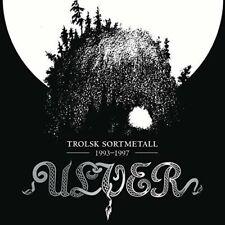 Ulver - Trolsk Sortmetall 1993-1997 (Re-issue 2019)(Ltd. 4CD Box Set) [New CD] L