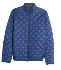Barbour Men's Belk Packable Quilted Jacket Medium Ragal blue