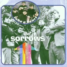 THE SORROWS - Take A Heart [The Singles+/The Album] (2xCD 2000) RARE/OOP/Mod/60s