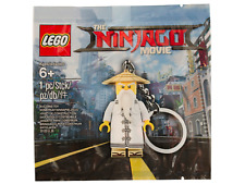 LEGO 5004915 The Ninjago Movie Master Wu Key Chain Polybag NEW