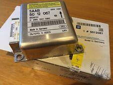 SAAB 9000 1994 - 1998  Air Bag Control Module   # 5012067