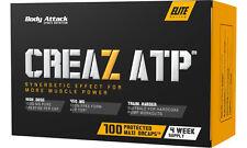 (19,33 Euro/100g) Body Attack - CREAZ ATP - 100 Kapseln