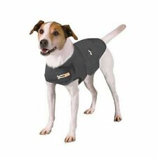 Thundershirt Dog S Small 15-25lbs Solid Gray Best Solution for Anxiety