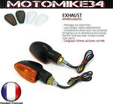 clignotants noir AMPOULES MOTO QUAD SCOOTER Homologué(ampoule BAX9S 21w)