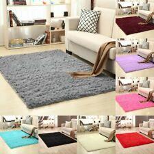 Rugs Anti-Skid Shaggy Area Rug Dining Room Carpet Floor Bedroom Mat Home Decor