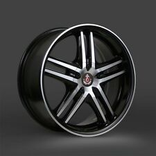 """17"""" AXE EX5 ALLOY WHEELS TO FIT AUDI A3 A4 A6"""