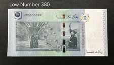 Malaysia - RM50 Number 380  | UNC