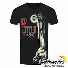Official Led Zeppelin Hermit Rock Band T-Shirt