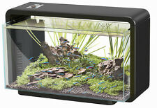 SF HOME 25 Aquarium schwarz Nanobecken