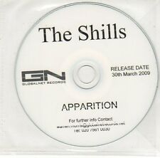 (EH603) The Shills, Apparition - 2009 DJ CD