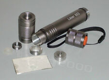waterproof host / torch style suitable 405nm 445nm 450nm laser diode