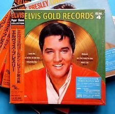 Elvis Presley , Elvis' Gold Records , Volume 4  ( CD_Paper Sleeve_Japan )