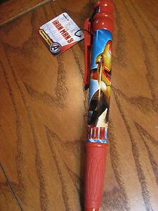 """Iron Man Giant 11/"""" Jumbo Pen Novelty Item 2013"""