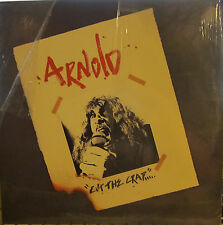 Arnold - Cut the Crap...  (First American) (with Godzilla Singers) (sealed)