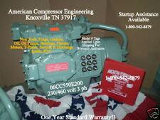 Carrier Compound Cooling Compressor 06CC550E200 230/460