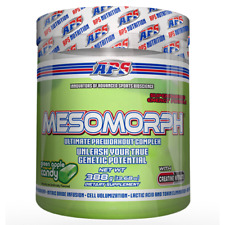 APS MESOMORPH Competition Series 25 servings EPIC PRE-WORKOUT