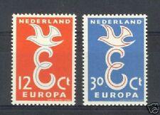 NVPH 713-14 Europazegels 1958 Postfris
