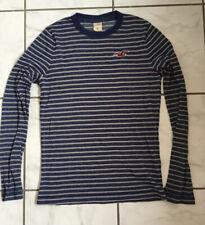 Hollister Men's Long Sleeve T-Shirt M Colour:  Multi