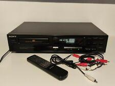Sony CD Player CDP-312 mit Fernbedienung plus Bonus