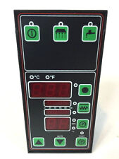 New Genuine Oem Evco Ek 300 Digital Temperature Control Controller W/ Probes