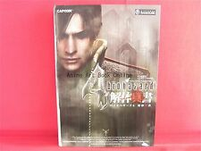 Resident Evil 4 Kaitai Shinsho strategy guide book / Playstation 2, PS2