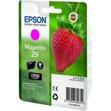 Original Epson 29 Magenta Ink Cartridge T2983 for Expression Home Xp432 Printer
