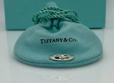 Authentic-Tiffany & Co. Elsa Peretti-Diamond Band/Stacking ring sz 4