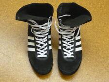 ADIDAS Boxerstiefel Boxschuhe schwarz Gr. 11,5 (EUR 46,5)