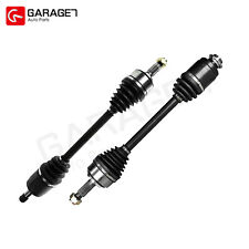 Front Pair CV Axle Joint Assembly For 2004 2005 2006 ACURA TL HONDA ACCORD