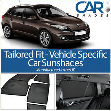 Renault Megane Estate 08-16 UV CAR SHADES WINDOW SUN BLINDS PRIVACY GLASS TINT