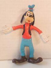 "1970s - Bend-Able 'Goofy"" - 6"" Rubber Figure - Walt Disney Productions Hong Kong"