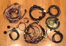 1956 CHEVY WIRE HARNESS KIT CONVERTIBLE with ALTERNATOR WIRING ** USA MADE **