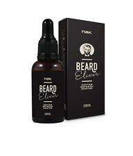 NAK Beard Elixir The Best Beard Oil, Beard Balm Christmas Present for Dad & Men