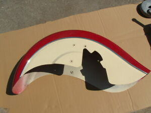 UsedIndian Motorcycle Gilroy 2003 Chief Front Fender