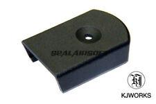 KJ Works Airsoft Toy Magazine Base Pad For KJ KP09 Cz75 CO2 GBB (Part No.37)