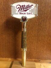 *NEW in Original Plastic* Vintage Miller High Life (MHL) Beer Pub Tap Handle